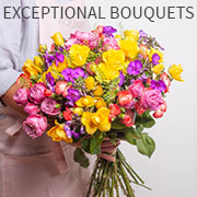 Exceptional bouquets and gifts