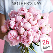 Mother's Day flowers and bouquets