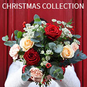See our collection of bouquets and gifts for Christmas