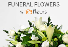 Funeral and sympathy flowers and arrangements