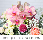 Nos bouquets d'exception