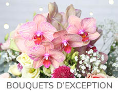 Bouquets d'exception