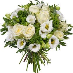 Bouquet de fleurs mariage cadeaux fleurs mariage for Prix bouquet de fleurs