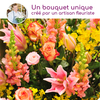 Bouquet du fleuriste - coloré