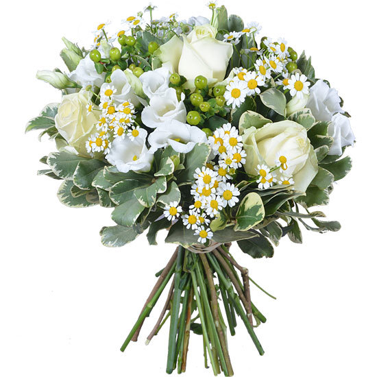 Small White Bouquet