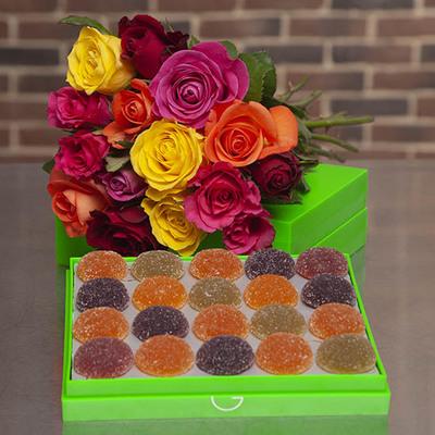 Fleurs Remerciements Dites Merci Avec Des Fleurs Aquarelle