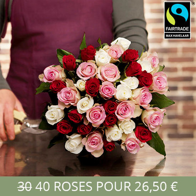 Send a birthday bouquet of flowers in France | Aquarelle