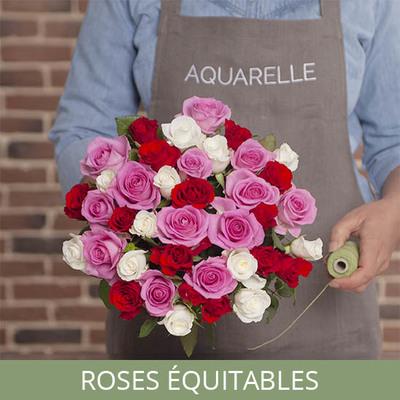 Livraison Fleurs 100 Conforme Au Bouquet Commande Aquarelle
