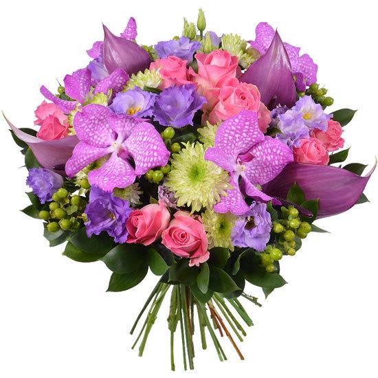 Un bouquet d 39 exception for Commander un bouquet