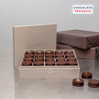 Pure Origins Dark Chocolates