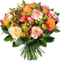 Bouquets de fleurs livraison fleurs de saison aquarelle for Aquarelle livraison fleurs