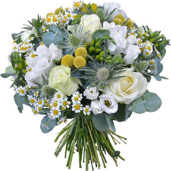 Bouquet champ tre aquarelle for Commander un bouquet