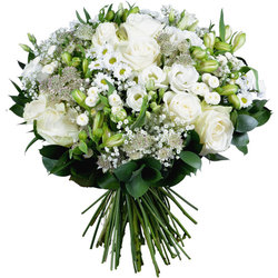 Chic White Bouquet
