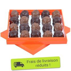 A Box of Ecuador Chocolate Rchers