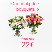 Our mini price bouquets