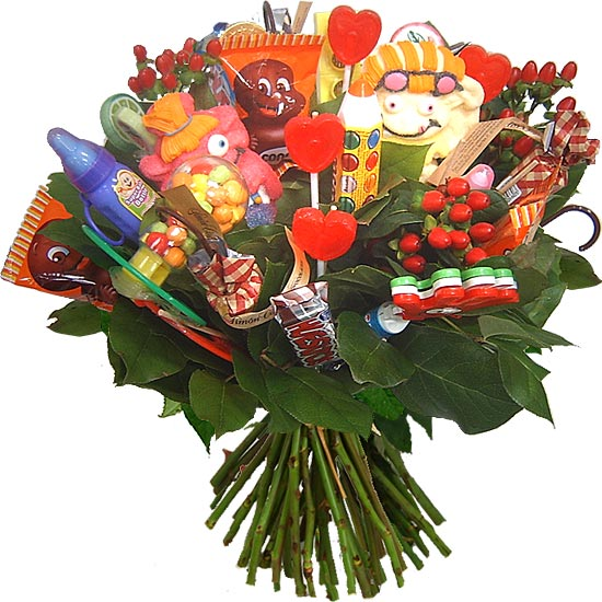 Sweet Fantasy bouquet