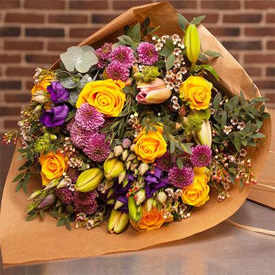 Flores agradecimiento | Di gracias con flores | Aquarelle