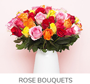 Roe bouquets