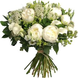 Majestic White Bouquet