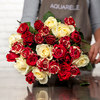 A Passion for Roses bouquet