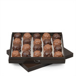 Dark and Milk Ecuador Chocolate Rochers (210g)