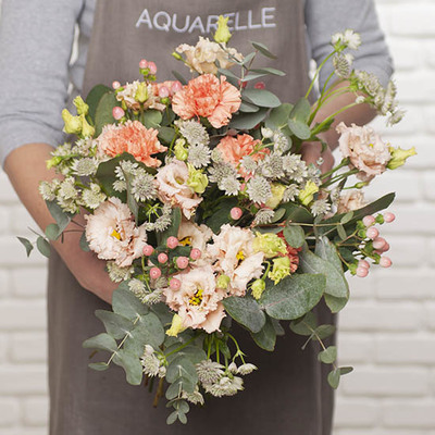 Romantic Wild Bouquet