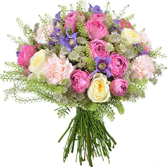 Bouquet of Beautiful Seasonal Flowers