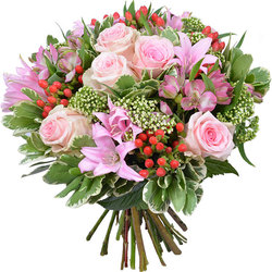 Send flowers to germany online flower delivery for Fleurs amaryllis bouquet