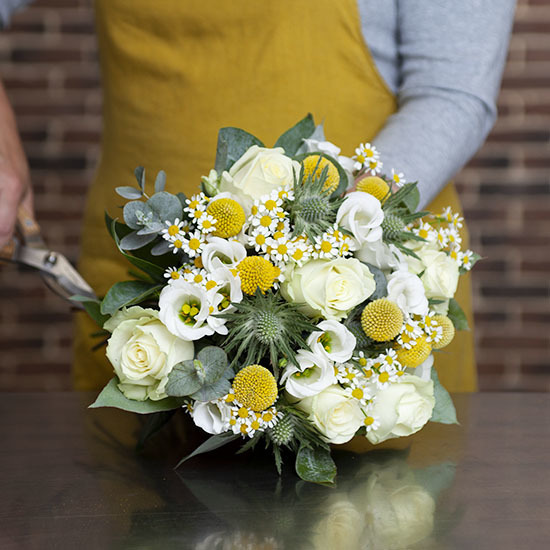 Country-style Bouquet