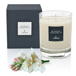 A fragrant Tuberose scented candle 190g
