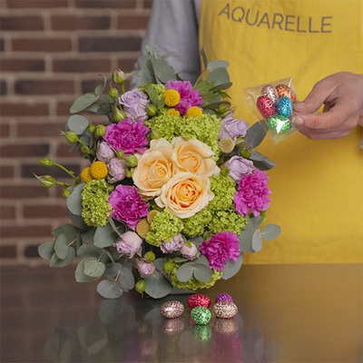 Easter Gourmet Bouquet