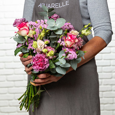 Wild Romantic Bouquet