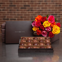 Box of Rochers and Roses
