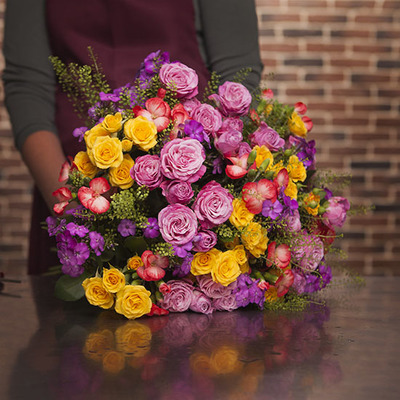 Send Flowers To Germany Online Flower Delivery Aquarelle