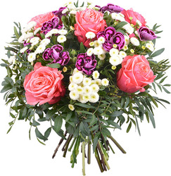 Sweet and Tender Romantic Bouquet