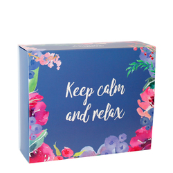 Coffret 'Keep calm and relax'