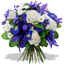 Same day delivery available with the Monaco Bouquet.