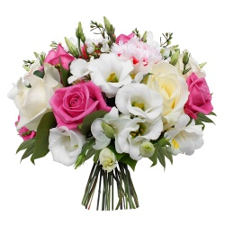 Same day delivery available with the Ballerina Bouquet