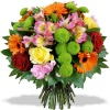 Same day delivery available with the Be Happy Bouquet.