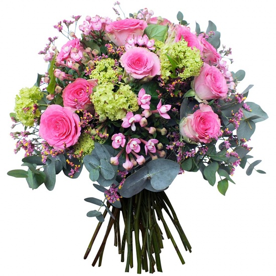 Same day delivery available with the Afrodita Bouquet