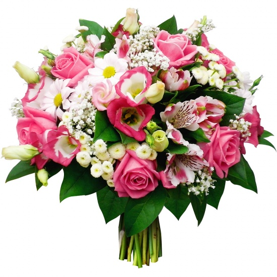 Same day delivery available with the Celebration Bouquet