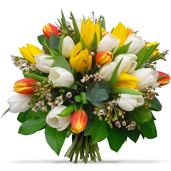 Same day delivery available with the Bonhomia Bouquet