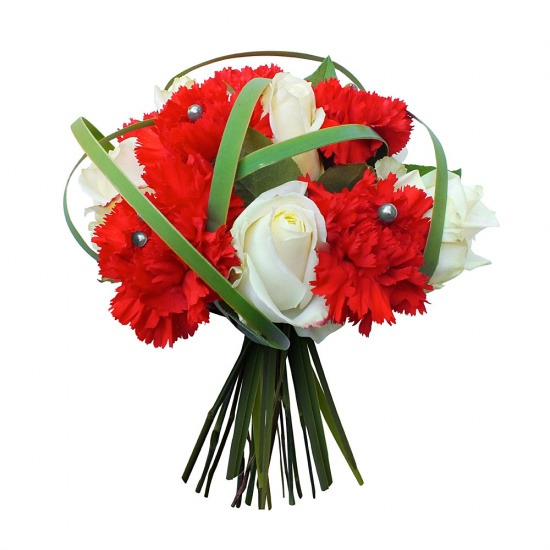 Same day delivery available with the Cuore Bouquet.
