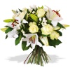 Same day delivery available with the Lancaster Bouquet