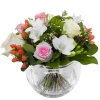 Same day delivery available with the Darling Bouquet.