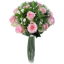 Same day delivery available with the La Piu Bella Bouquet