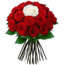 Same day delivery available with the Royale Bouquet