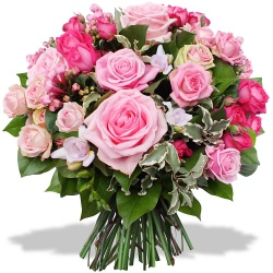 Same day delivery available with the Poetry Bouquet