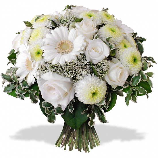 Same day delivery available with the Polar Bouquet
