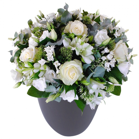 Same day delivery available with the Iceberg Arrangement